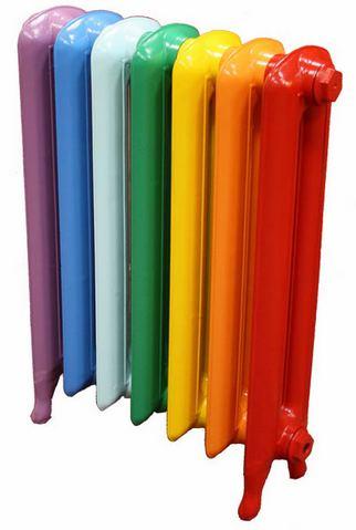 Покраска труб и радиаторов